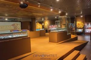 В музее болгарской цивилизации