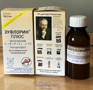 Эуфлорин плюс эксклюзив с фото доктора Казакова