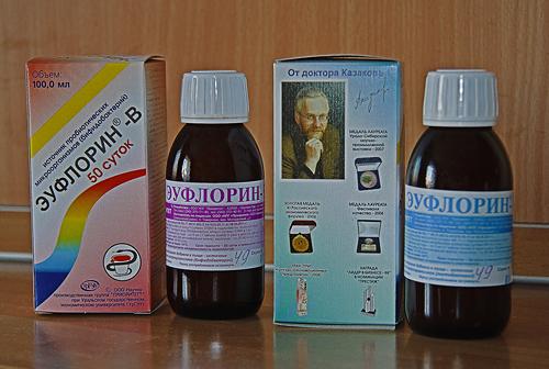 эуфлорин л инструкция по применению - фото 6