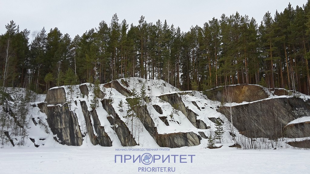 Низкая часть Талькова Камня
