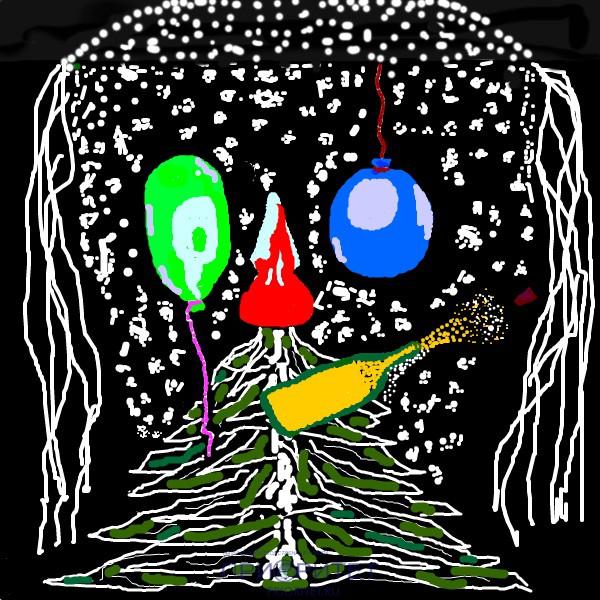 Новогодний иллюзион
