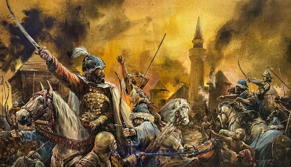 Из истории Болгара