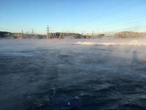 Главная опасность рефтинской зимней рыбалки