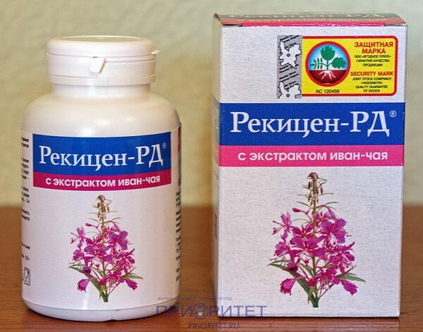 Рекицен-РД с иван-чаем